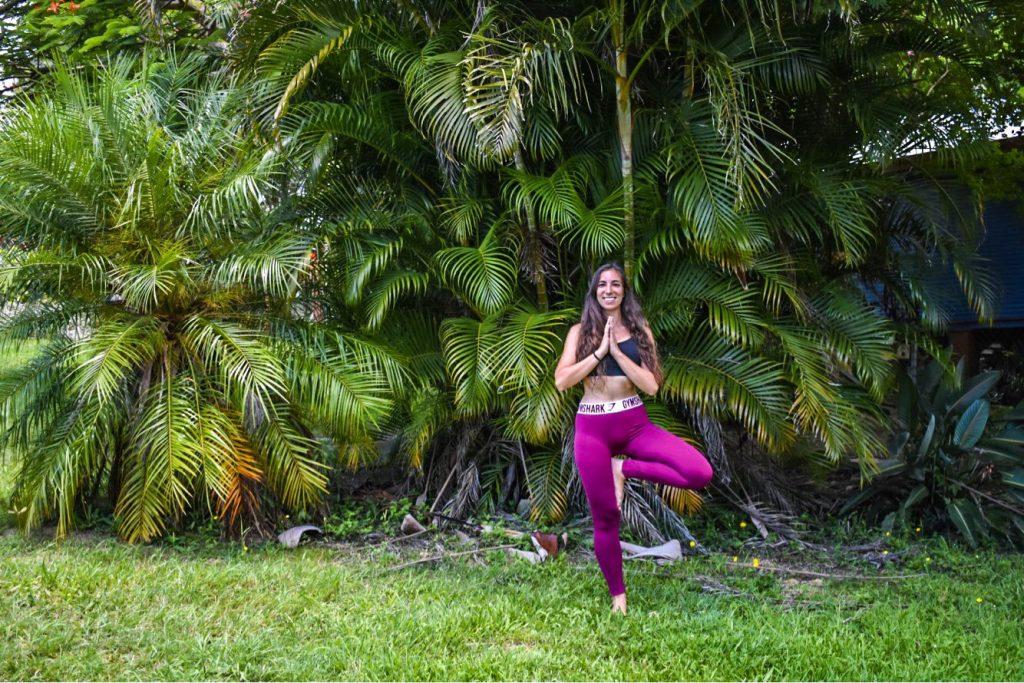 chiara giulianini corso di yoga online e fitness